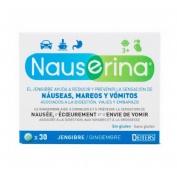 Nauserina (30 comp)