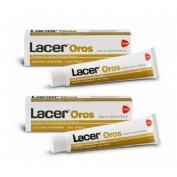 Lacer oros duplo 2500 pasta dent 125 ml+125ml