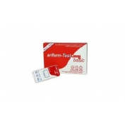 Arifarm test basic 3 drogas sudor-orina