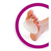 Almohadilla metatarsal - comforgel sujecion en 2º dedo (anillo t- s)