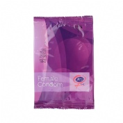 Preservativo femenino de nitrilo - the female condom 2 (1 u)