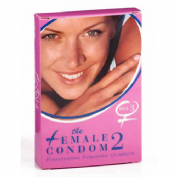 Preservativo femenino de nitrilo - the female condom 2 (3 u)