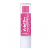 SOIVRE PERFECT LIPS FRUTOS ROJOS SPF15
