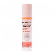 Hidrotelial hidratia piel seca y atopica - fluido facial hidratante (50 ml)