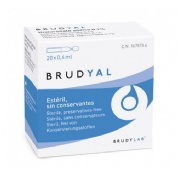 Brudyal solucion humectante (0,4 ml 20 monodosis)