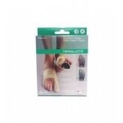 Corrector doble juanetes y plantar - farmalastic feet (pie izdo t- peq)