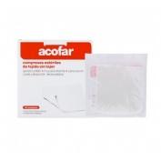 Acofar aposito esteril tejido sin tejer (50 compresas)