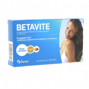 Betavite (30 capsulas)