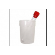 Sistema de recogida muestras orina+tubo - acofar