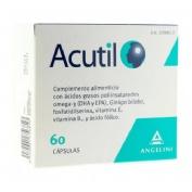 Acutil (60 capsulas)