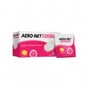 Aero net digestivo comp efervescente (10 comp efervesc)