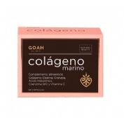 Goah clinic colageno marino (60 capsulas)