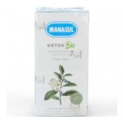 Manasul detox (25 filtros)