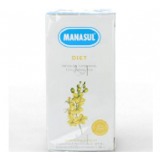 Manasul diet (25 filtros)