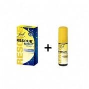 Rescue spray 20ml + pearls night gratis