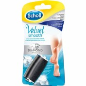 DR SCHOLL VELVET SMOOTH - LIMA ELECTRONICA DIAMOND CRYSTALS (2 U RECAMBIO)