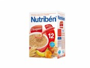 NUTRIBEN DESAYUNO COPOS DE TRIGO CON FRUTAS (750 G)