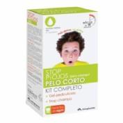ARKO STOP PIOJOS PACK PELO CORTO GEL+CHAMPU+PEINE