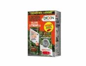Dexin Antimosquitos Pack Loción Repelente + Pulsera Citronela Explora