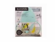 Suavinex Biberón Silicona con Asas 4 Meses 150ml