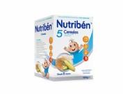 Nutribén 5 Cereales 600g