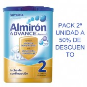 Almiron advance 2 (bipack 800 g + 800 g)
