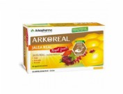 Arkoreal jalea real royal´fruits (20 ampollas)