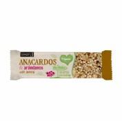 Siken form barrita anacardos & arandanos avena  1 u