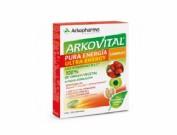 Arkovital pura energia ultra energ complex 30 comprimidos