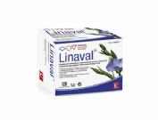 Linaval aceite de semillas de lino (500 mg 120 caps)