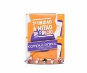 Complidermol duplo 50+50 capsulas