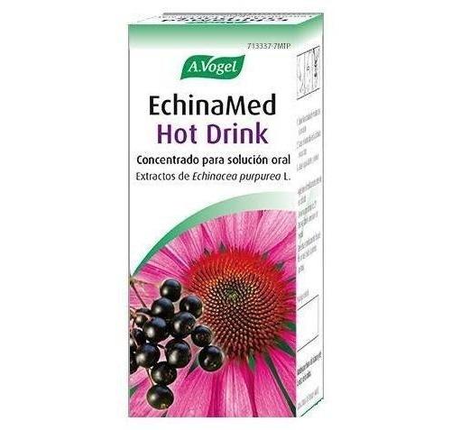 ECHINAMED HOT DRINK CONCENTRADO PARA SOLUCION ORAL, Frasco de100 ml