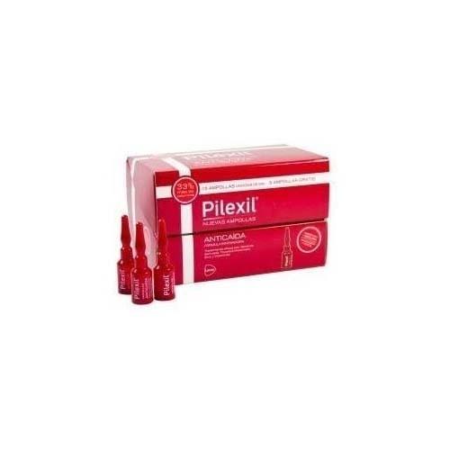 Pilexil ampollas (15 ampollas 5 ml)