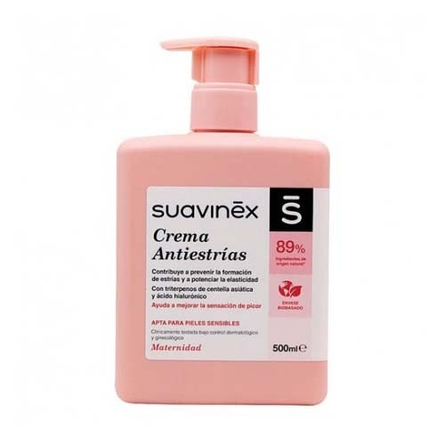 SUAVINEX ANTIESTRIAS (400 ML)