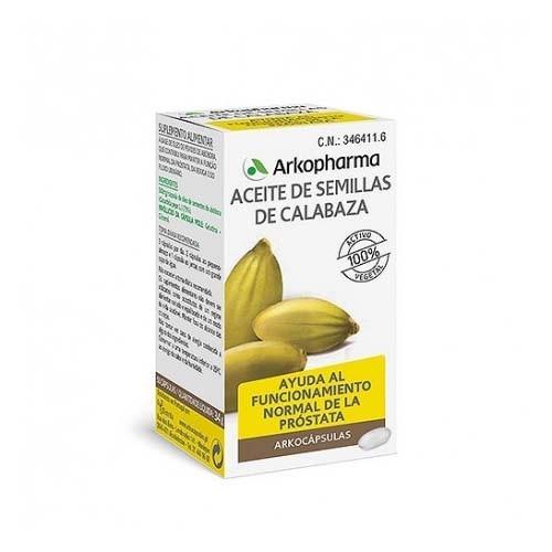 Calabaza semillas aceite arkopharma (50 capsulas)