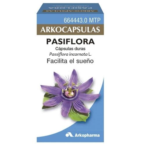 PASIFLORA ARKOPHARMA cápsulas duras, 45 cápsulas