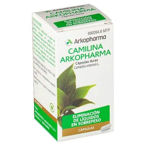 CAMILINA ARKOPHARMA CÁPSULAS DURAS , 50 cápsulas
