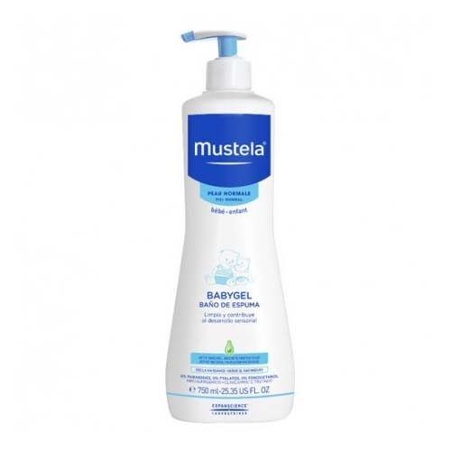 MUSTELA BABYGEL (750 ML)