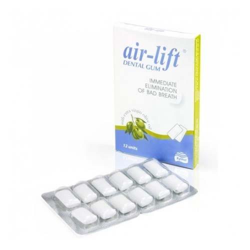 Airlift buen aliento - chicle dental (10 u)