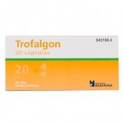 TROFALGON CAPSULAS DURAS , 20 cápsulas