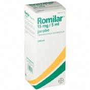 ROMILAR 15 mg/5 ml JARABE , 1 frasco de 200 ml