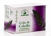 COLA DE CABALLO EL NATURALISTA (300 MG 60 CAPS)