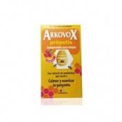 Arkovox propolis + vitamina c (24 comprimidos masticables sabor frambuesa)